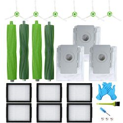Joybros 19-Pack Replacement Parts Compatible for iRobot Roomba Accessories i Series i7 i7+/ Plus ...