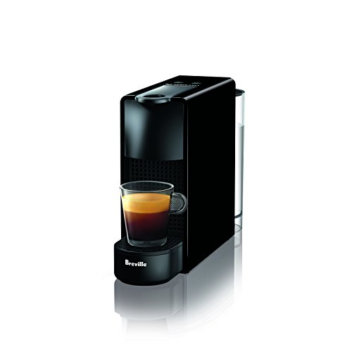 Nespresso Essenza Mini Original Espresso Machine by Breville, Piano Black