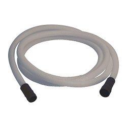 Eastman 69009 Dishwasher Drain Hose Extension, 12 Ft Length, White, Feet