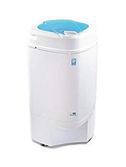 The Laundry Alternative Ninja 3200 RPM Portable Centrifugal Spin Dryer with High Tech Suspension ...