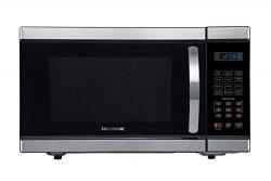 Farberware FMO11AHTBKL 1.1-Cu. Ft. 1000-Watt Microwave Oven, Stainless