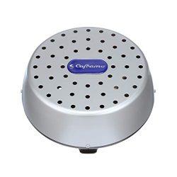 Caframo Limited 9406CAABX Stor-Dry 9406 Dehumidifier, Warm Air Circulator Fan, Small, Metallic
