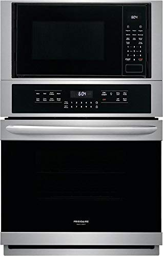 Frigidaire FGMC2766UF 27 Inch Gallery Series Electric Microwave Wall Oven/Microwave Combination  ...
