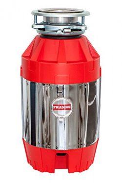 Franke FWDJ125 1 1/4 HP Disposer, 16 x 9 x 12.5, Silver