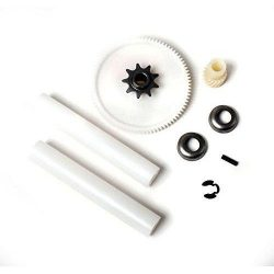 Compatible Drive Gear Kit for KitchenAid KUCC151JSS0, KitchenAid KUCS03FTSS0, KitchenAid KUCS03F ...