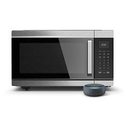 Introducing Amazon Smart Oven – 4-in-1 convection oven, microwave, air fryer, and food war ...