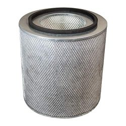 Replacement Filter for Austin Air Bedroom Machine (HM402) with Pre-Filter