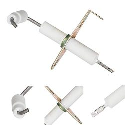 Compatible 74004053 Range Top Burner Spark Igniter Replacement for Range replacement by Exact Fi ...