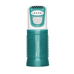 Conair Travel Smart by 450 Watt Dual Voltage Garment Steamer, One Size, Green