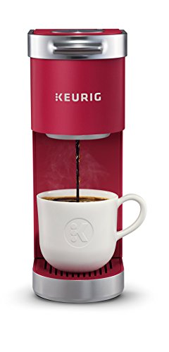 Keurig K-Mini Plus Coffee Maker, Single Serve K-Cup Pod Coffee Brewer, Comes With 6 To 12 Oz. Br ...