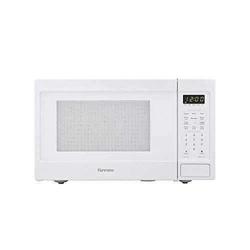 Kenmore 0.9 cu. ft. Microwave Oven – White