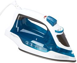 Black & Decker IR06V Steam Iron, Black