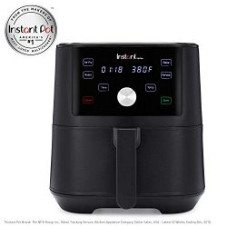InstantTM VortexTM 6-Quart 4-in-1 Air Fryer with Roast, Broil, Bake, and Reheat functions