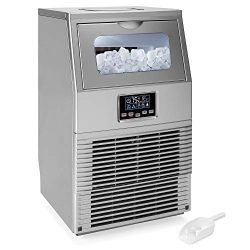 Best Choice Products 66lb/24hr Automatic Portable Freestanding Ice Maker Machine for Home, Offic ...