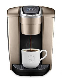 Keurig K-Elite Coffee Maker, Single Serve K-Cup Pod Coffee Brewer, With Iced Coffee Capability,  ...