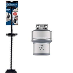 InSinkErator Evolution Excel 1.0 hp Household Garbage Disposal, Installation Tool Included