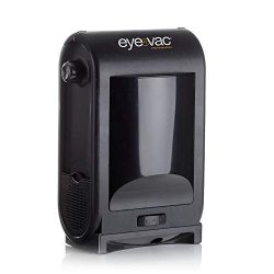 EyeVac PRO Touchless Stationary Vacuum – 1400 Watts Professional Vacuum with Active Infrar ...