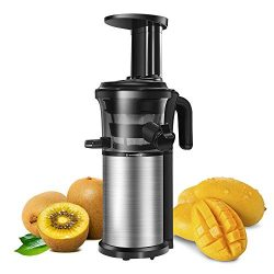 Slow machine juicer,Juicer for fruits and vegetables,juicer machine slow masticating juicer.Vert ...