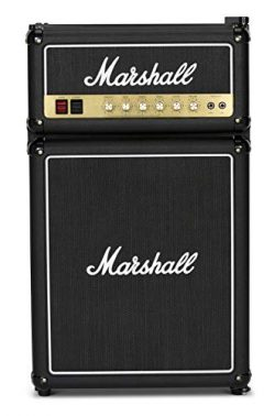 Marshall 2019 Black 3.2 Medium Capacity Bar Fridge