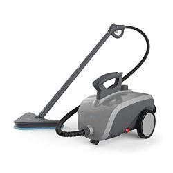 Pure Enrichment PureClean XL Rolling Steam Cleaner – 1500-Watt Multi-Purpose Household Sys ...