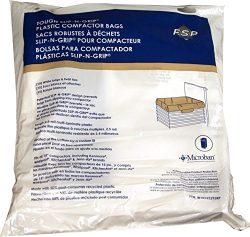 Whirlpool 15″ Plastic Trash Compactor Bags (15 Pk) W10165295RP Genuine OEM