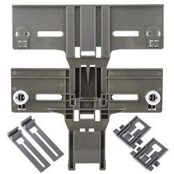 Kitchen Dishwasher Adjuster Replacement Accessory Fit W10350376 Dishwasher Top Rack Adjuster &am ...