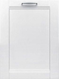 Bosch SHV863WD3N 300 Series DLX Series Built In Fully Integrated Dishwasher with 5 Wash Cycles,  ...