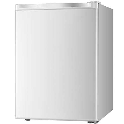 Tavata Mini Freezer, Energy Star 2.1 Cu Ft Compact Single Door Countertop Upright Freezer with A ...
