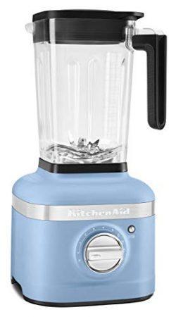 KitchenAid KSB4027VB K400 Countertop Blender, 56 Oz, Blue Velvet