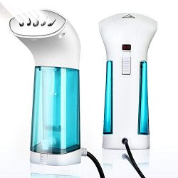 Mini Steam Iron for Clothes Handheld Fabric Steamer Travel Garment Wrinkles Remover Hanging Iron ...