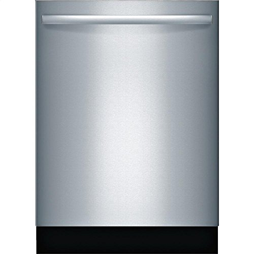 Bosch 800 Series SGX68U55UC 24 Inch Built In Fully Integrated Dishwasher ADA Compliant, NSF Cert ...