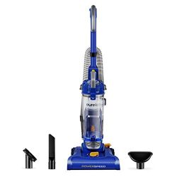 Eureka PowerSpeed Bagless Upright Vacuum Cleaner, Lite, Blue