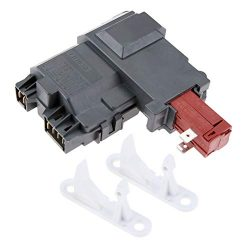 131763202 Washer Door Lock Switch Assembly, Replace # 131269400, 131763200, AH2367737 & 1317 ...