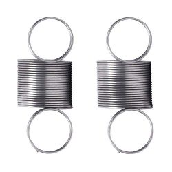 2pack W10400895 Washer Suspension Spring For Whirlpool Kenmore Washing Machine 1938554 AH3497596 ...