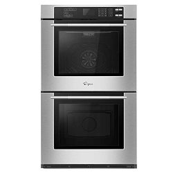 Empava 30 in Electric Double Wall Ovens Built-in Self-cleaning Convection Fan Touch Control EMPV ...