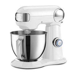 Cuisinart SM-35 Precision Master 3.5 Quart (White) stand mixer,
