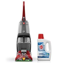 Hoover Power Scrub Deluxe Carpet Washer with Oxy Carpet Cleaning Solution (50 oz), FH50150, AH30950