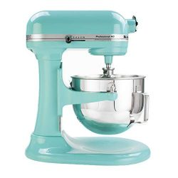 KitchenAid Professional 5 Plus Series Stand Mixers –  Aqua Sky