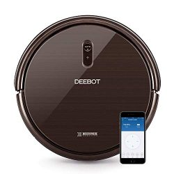 ECOVACS DEEBOT N79S Robot Vacuum Cleaner with Max Power Suction, Works with Alexa, App Controls, ...