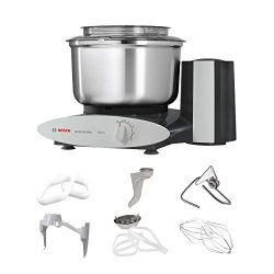 Bosch Universal Plus Stand Mixer – Black – Baker's Package with Additional Bak ...