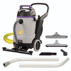 ProTeam Wet Dry Vacuums, ProGuard 15, 15-Gallon Commercial Wet Dry Vacuum Cleaner with Tool Kit  ...