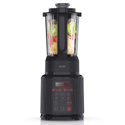 Razorri RFHE800A 7-in-1 Professional Blender, Food Processor with Heating Elements, 1400 Watts,  ...
