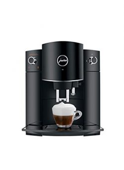 Jura 15215 D6 Automatic Coffee Machine, Black