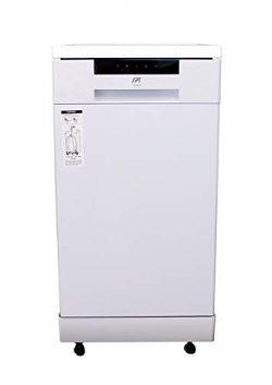 SPT SD-9263W Portable dishwasher, WHITE
