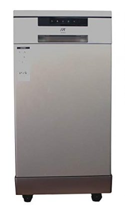 SPT SD-9263SS Portable dishwasher, Stainless Steel
