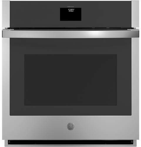 GE JKS5000SNSS 27 Inch Electric Single Wall Oven in Stainless Steel