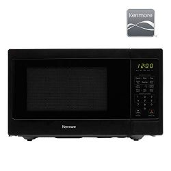 Kenmore Elite 70929 0.9 cu. ft Small Compact 900 Watts 10 Power Settings, 12 Heating Presets, Re ...