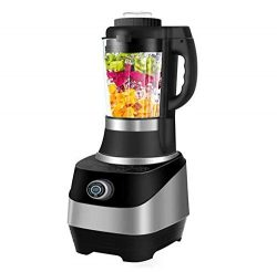 Homgeek Blender Smoothie Blender, 2000W High Speed Professional Countertop Blender for Shakes an ...