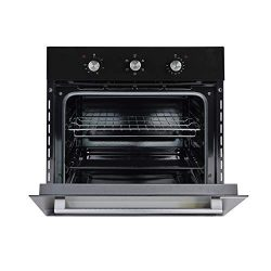 Wall Oven, GASLAND Chef ES606MB 24″ Built-in Single Wall Oven, 6 Cooking Function, Full Am ...