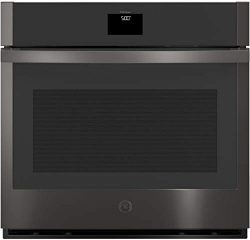 GE 30″ Black Stainless Steel Built-In Convection Single Wall Oven